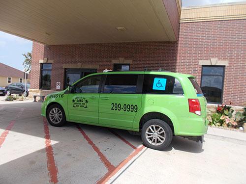 taxi cab service corpus christi